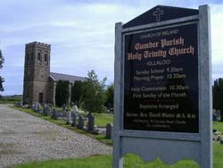 Holy Trinity Cumber Lower Churchyard