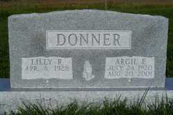 Argil F Donner