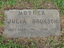 Julia Bronson