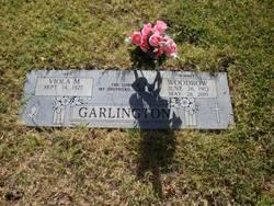 Woodrow Garlington 1912 2001 Find A Grave Memorial