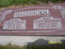 Esther Irene <I>Roundy</I> Hartshorn