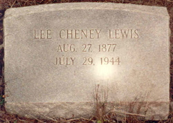 Lee Chaney Lewis