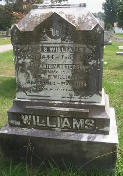 Dr John Buxton Williams Jr.