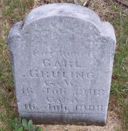 Carl Gruling