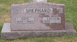 Edith <I>Clark</I> Shephard