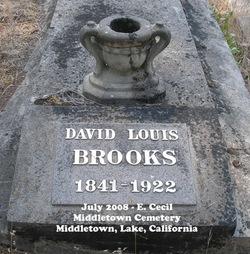 David Louis Brooks