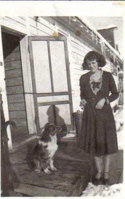 Nellie Maurine <I>Thurman</I> Campbell