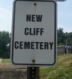 Cliff Cemetery