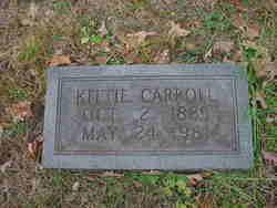 Kittie <I>Carroll</I> Addington