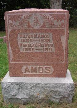 Milton M. Amos
