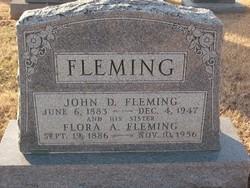 Flora A. Fleming