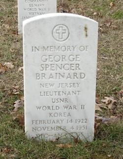 Lieut George Spencer Brainard