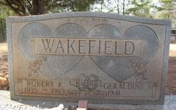 Robert Kenneth Wakefield