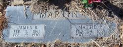 Martha Paralee <I>Cantrell</I> Martin