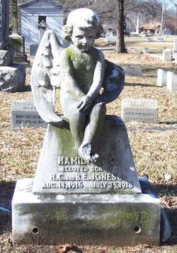 Hamilton Chamberlain Jones, IV
