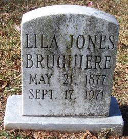 Frances Lila <I>Jones</I> Bruguiere