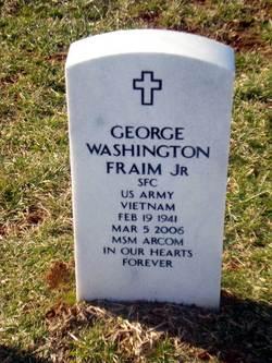George Washington Fraim, Jr