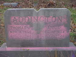 Thomas Jefferson Addington