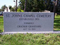 Saint Johns Chapel Cemetery