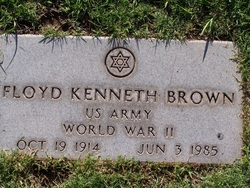 Floyd Kenneth Brown