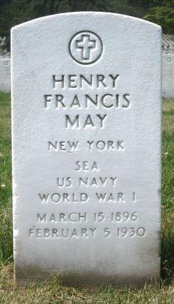 Henry Francis May