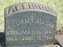 William Francis Allison
