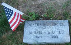 Dexter Beriah Albro, II