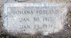 Johana Fosland