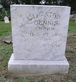 A. Wanton Dennis