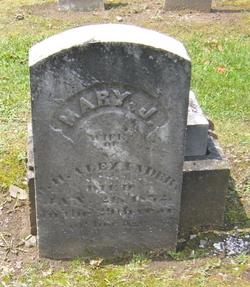 Mary J. Alexander