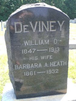 Barbara A <I>Heath</I> DeViney