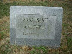 Anna Isabel Caldwell
