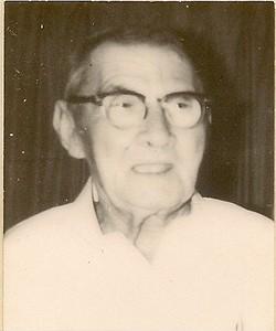 """John Everett """"Little Dad"""" North"""