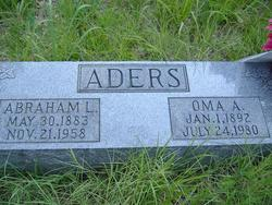 Abraham L Aders