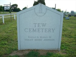 Tew Cemetery