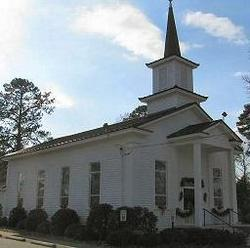 Seven Springs United Methodist Church Cemetery