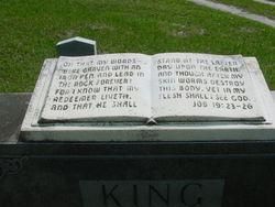 Eliza Jane <I>King</I> King