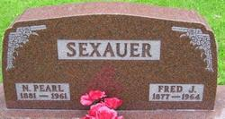 Fred J. Sexauer