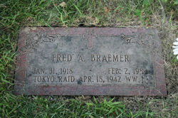 CPT Fred Anthony Braemer
