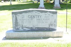 Gladys Ruth <I>Allenback</I> Gentry