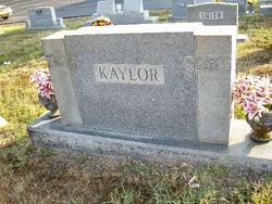 Albert W. Kaylor