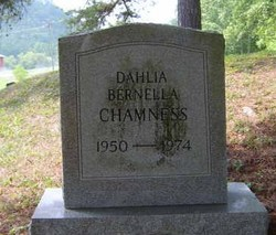 Dahlia Bernella <I>LeMasters</I> Chamness