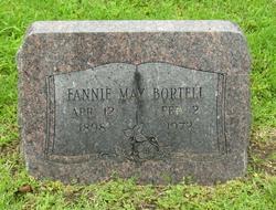 Fannie May <I>Cordon</I> Bortell