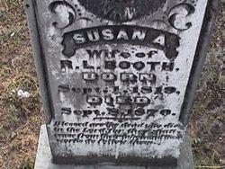Susan Ann <I>Jones</I> Booth