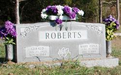Mary Edna <I>Bonham</I> Roberts
