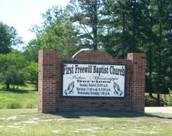 First Freewill Baptist Church Cemetery