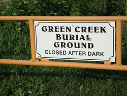 Green Creek Burial Ground