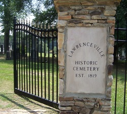 Old Lawrenceville Cemetery