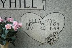 Ella Faye Berryhill