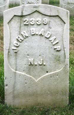 John B Adair